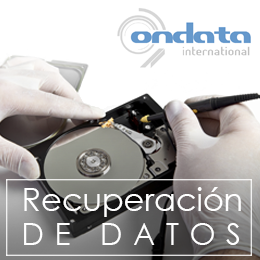Ondata International, Recuperación de Datos