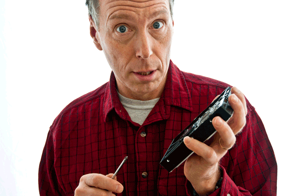 Cómo cuidar tus datos en caso de mantenimiento o avería del PC