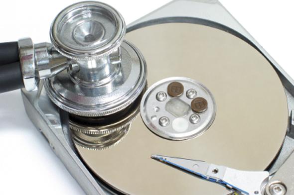 ¿Necesitas reparar el disco duro o recuperar tus datos?